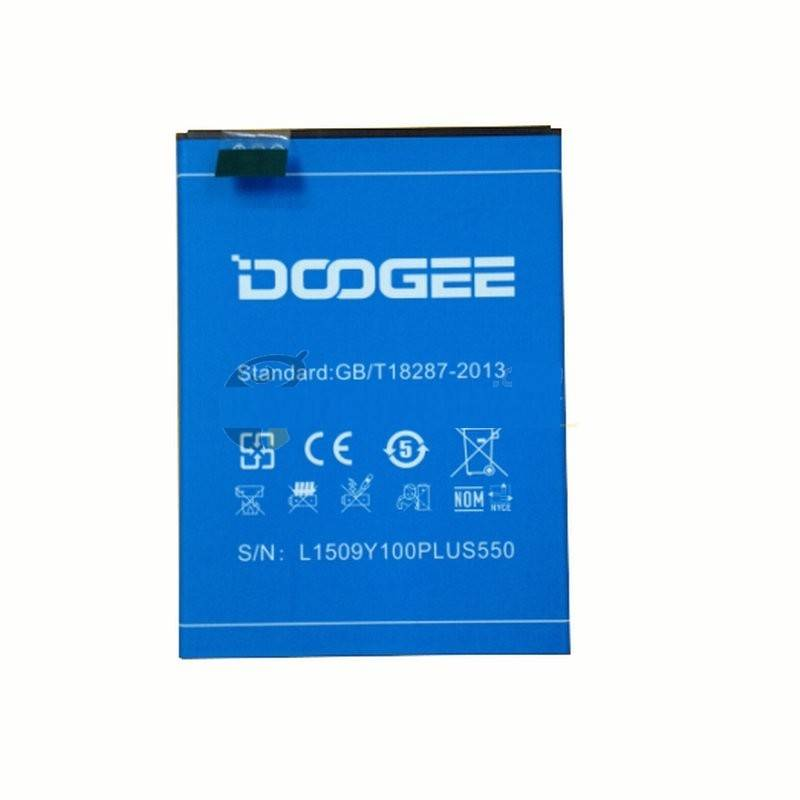 Bateria original 3000mAh de reemplazo para movil chino DOOGEE Y100 Plus