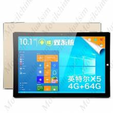 "Tablet china TECLAST 10s Tbook pantalla 10.1"" IPS Win10 + Android 5.1 Intel Atom Z8300 X5 de cuatro núcleos 4 GB RAM 64 GB ROM"