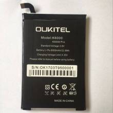 Bateria original 6000mah para movil chino Oukitel K6000 PRO