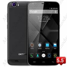 "Movil DOOGEE T6 cuatro nucleos 64-bit procesador MTK6735P 5.5"" FHD Android 5.1 4G LTE 2GB 16GB ROM bateria 6250mAh"