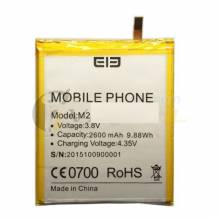 Bateria original 2600mAh de iones de litio para movil chino Elephone M2