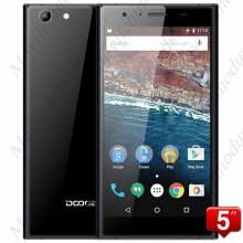 "Movil DOOGEE Y300 pantalla 5.0"" 2.5D IPS MTK6735 64-bit cuatro nucleos Android 6.0 4G 2GB RAM 32GB ROM"