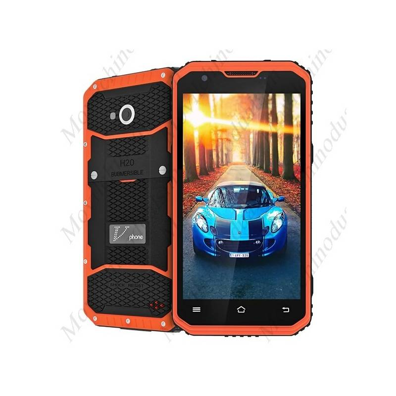 "Movil VPHONE M3 procesador MTK6735 cuatro nucleos 5.0"" HD Android 5.1 4G 2GB RAM 16GB ROM IP68 Waterproof Gorilla Glass 3"