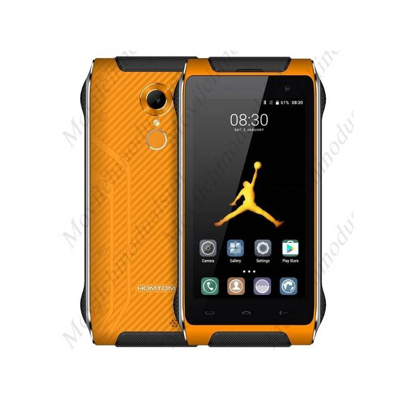 "Movil HOMTOM HT20 Pro pantalla 4.7"" HD MTK6753 ocho nucleos Android 6.0 4G 3GB RAM 32GB ROM IP68 Gorilla Glass Touch"