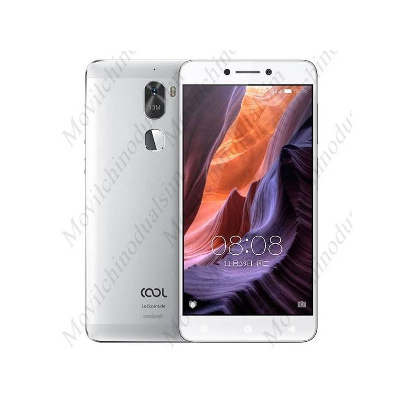"Movil LeTV LeEco Cool Charger 1C pantalla 5.5"" FHD Snapdragon 625 ocho nucleos Android 6.0 4G 3GB RAM 32GB ROM"