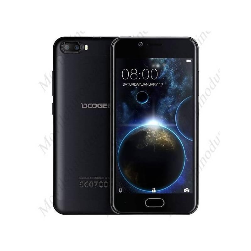 "Movil DOOGEE SHOOT 2 MTK6580A cuatro nucleos pantalla 5.0"" HD Android 6.0 3G 1GB RAM 8GB ROM bateria 3300mAh"