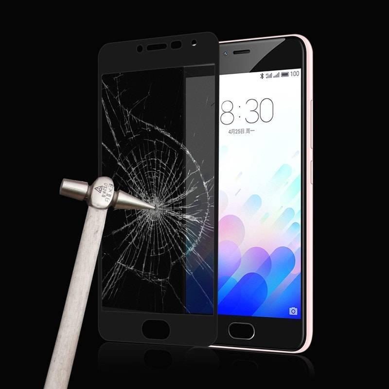 Protector de pantalla completa anti-explosión de cristal templado para movil chino ASUS Zenfone 3 ZE552KLS