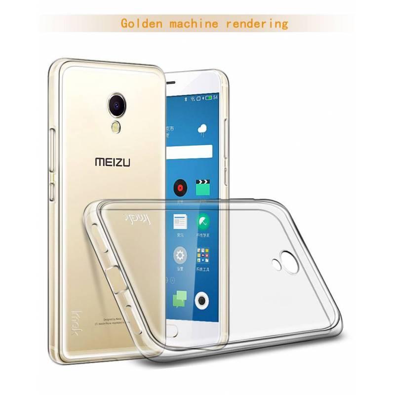 Funda de silicona de proteccion para movil chino Meizu M5S