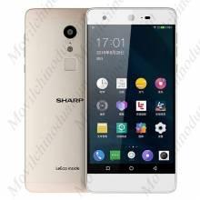 "Movil SHARP A1 pantalla 5.5"" FHD Helio X20 Deca-core Android 6.0 4G con 4GB RAM 32GB ROM"
