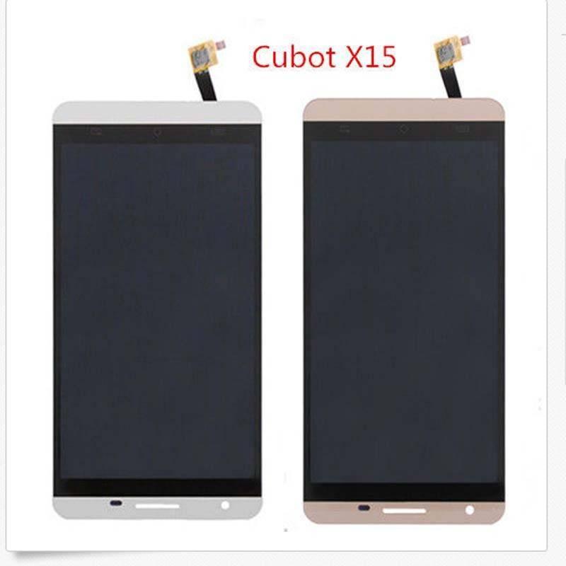 Pantalla LCD + pantalla táctil de reemplazo para movil chino Cubot x15