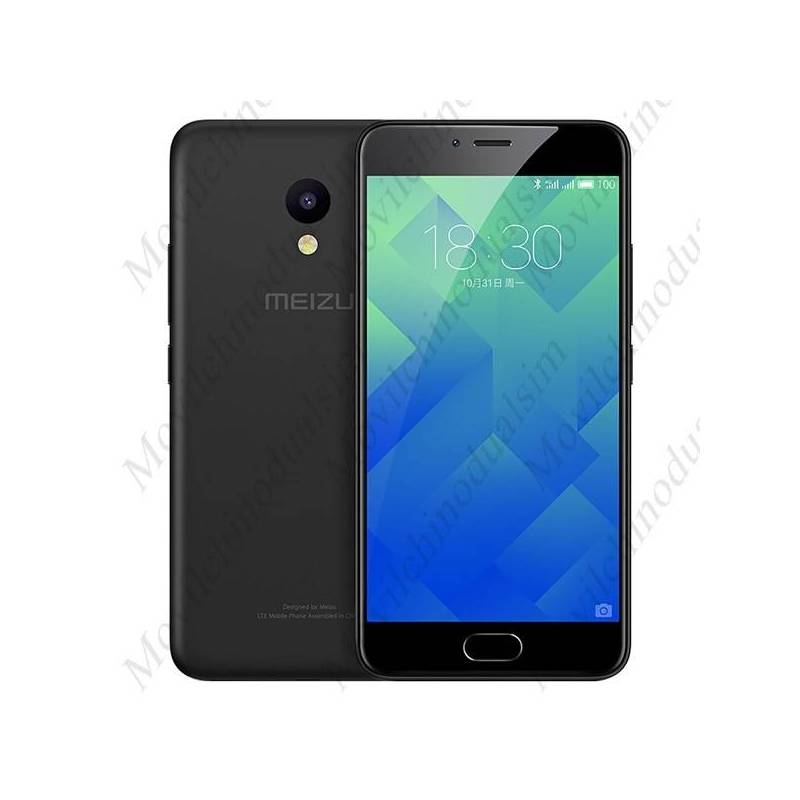 "Movil chino MEIZU M5 2GB RAM 16GB ROM pantalla 5.2"" HD MTK6750 ocho nucleos Flyme 5 4G bateria 3070mAh"