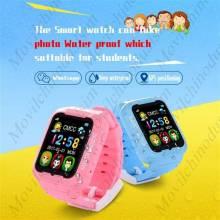 Reloj inteligente infantil K3 con GPS con pantalla tactil impermeable