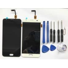 Pantalla LCD + pantalla táctil de reemplazo para movil chino Ulefone Power 2