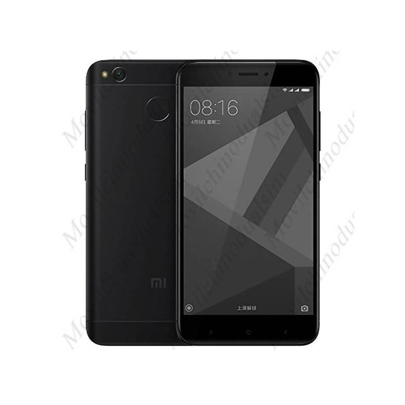 "Movil chino XIAOMI REDMI 4X 2GB RAM 16GB ROM snapdragon 435 con ocho nucleos pantalla 5.0"" bateria 4100 mAh camara 13.0MP"