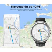 Reloj inteligente Lemfo Les1 con Android 5.1 smartwatch de 1GB + 16GB bluetooth wifi