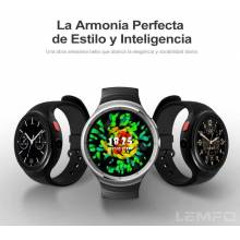 Reloj inteligente Lemfo Les1 con Android 5.1 smartwatch de 1GB + 16GB bluetooth wifi