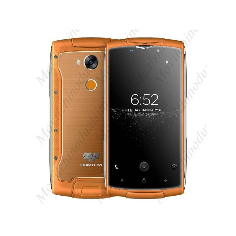 "Movil chino ZOJI Z7 pantalla 5.0"" HD MTK6737 cuatro nucleos Android 6.0 4G 2GB RAM 16GB ROM con Gorilla Glass 4"