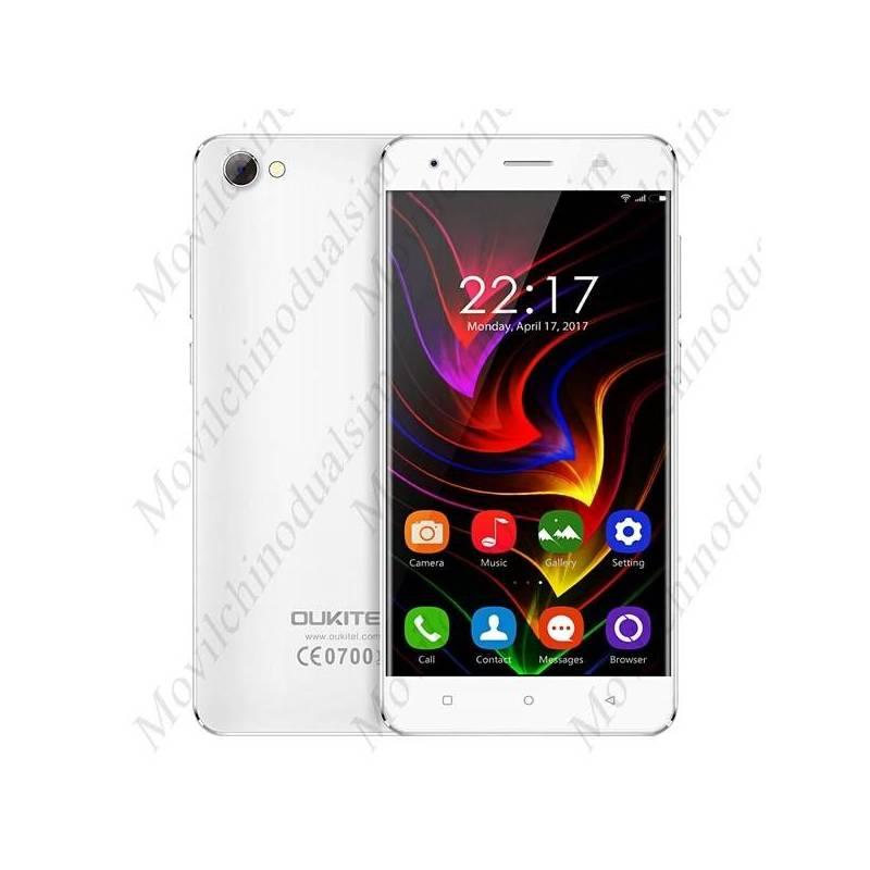 "Movil chino OUKITEL C5 MTK6580 cuatro nucleos pantalla 5,0"" HD Android 7.0 3G 2 GB de RAM 16GB ROM bateria 2000mAh"