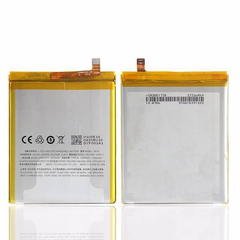 Bateria original de 2760 mAh para movil chino Meizu U10
