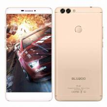 Movil chino Bluboo Dual 2GB RAM 16GB ROM procesador MTK6737T pantalla 5.5 FHD Android 6.0 con 4G LTE
