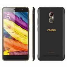"Movil chino Nubia N1 NX597J Lite 5.5 "" MT6737 cuatro nucleos 2 GB RAM 16 GB ROM 4G bateria 3000 mAh"