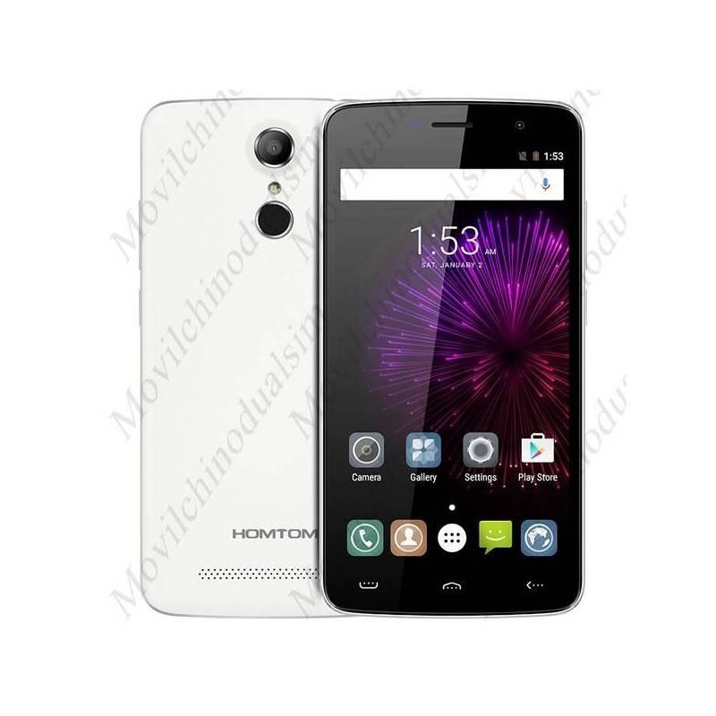 "Movil chino HOMTOM HT17 PRO pantalla 5.5"" HD MTK6737 cuatro núcleos Android 6.0 4G 2 GB RAM 16 GB ROM"
