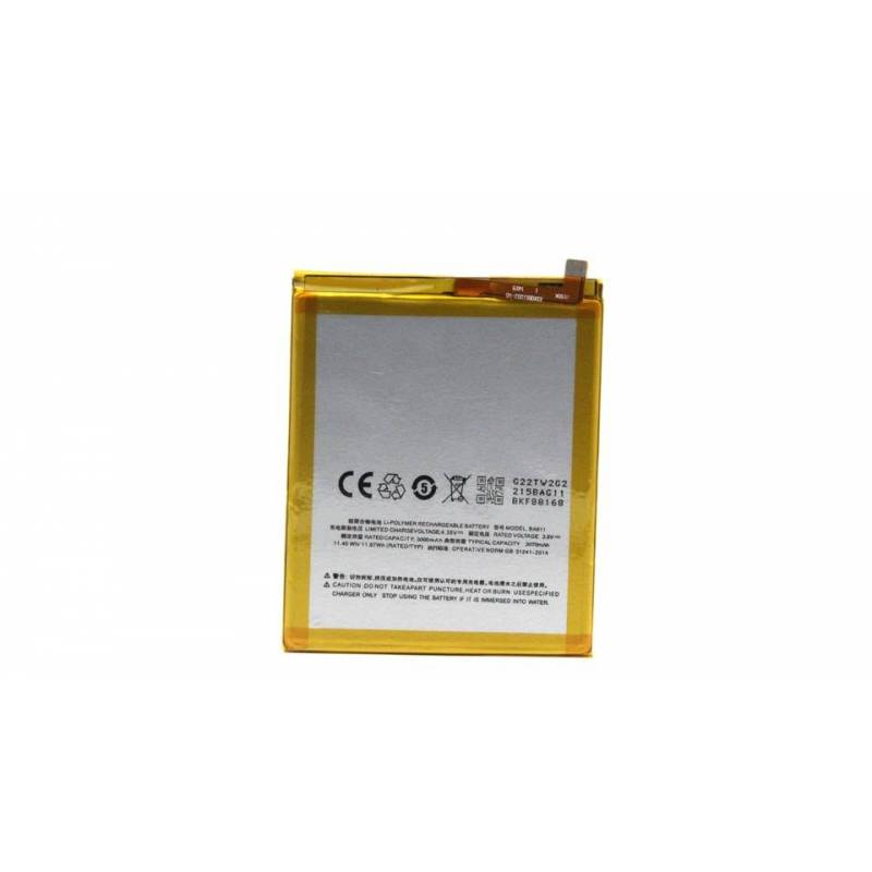 Bateria original 3000mAh de reemplazo para movil chino Meizu M5