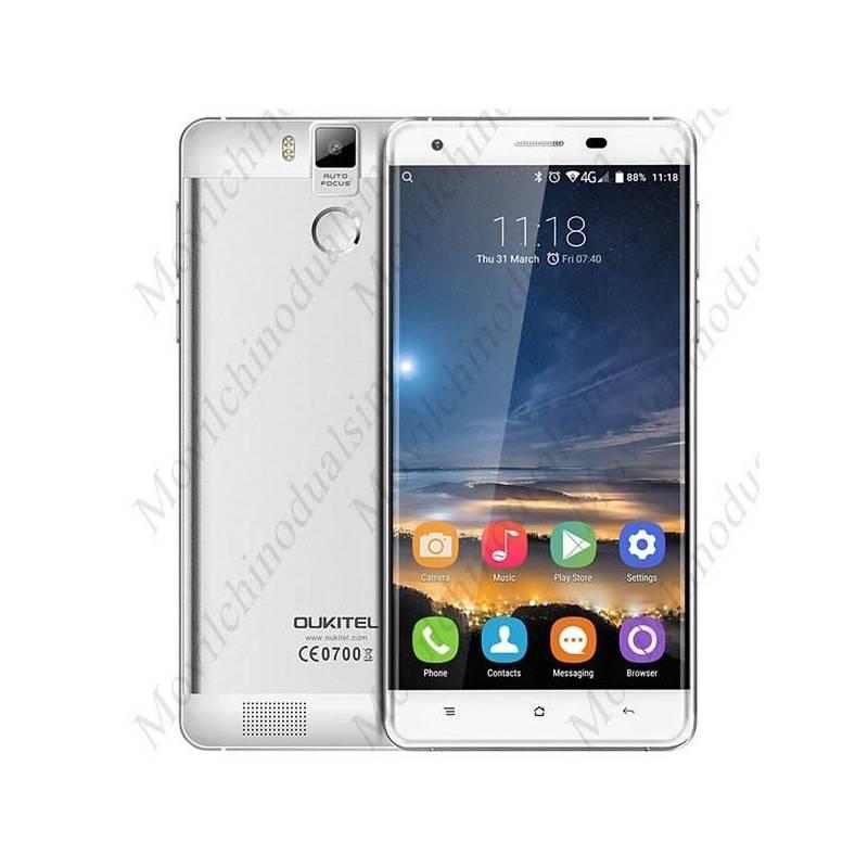 "Movil chino OUKITEL K6000 PRO pantalla 5.5"" FHD MTK6753 Android 6.0 4G 3 GB de RAM y 32 GB de ROM bateria 6000mAh"