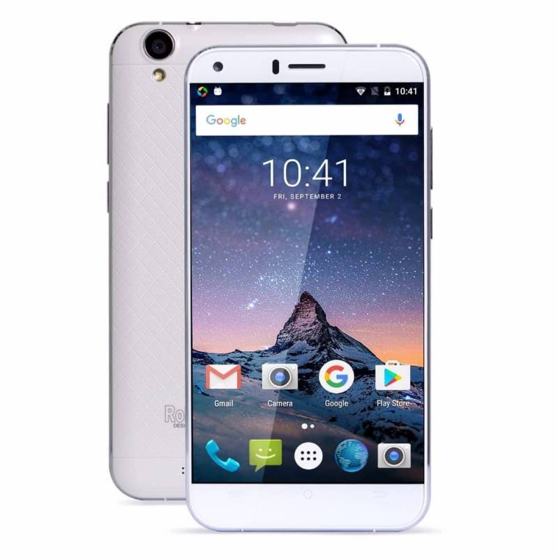 Movil chino CUBOT MANITO 5.0 Pulgadas MTK6737 Quad Core Android 6.0 3 GB RAM 16 GB ROM 4G LTE