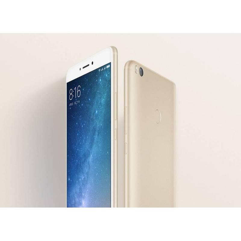 "Movil chino Xiaomi mi Max 2 pantalla 6.44 "" 4 GB RAM 64 GB ROM Snapdragon 625 ocho nucleos 1080P 4 K bateria 5300 mAh"