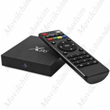 Tv box X96 Amlogic S905X 2 GB RAM + 16 GB ROM Android 6.0 Marshmallow 4K de Cortex A53 2GHz HDMI