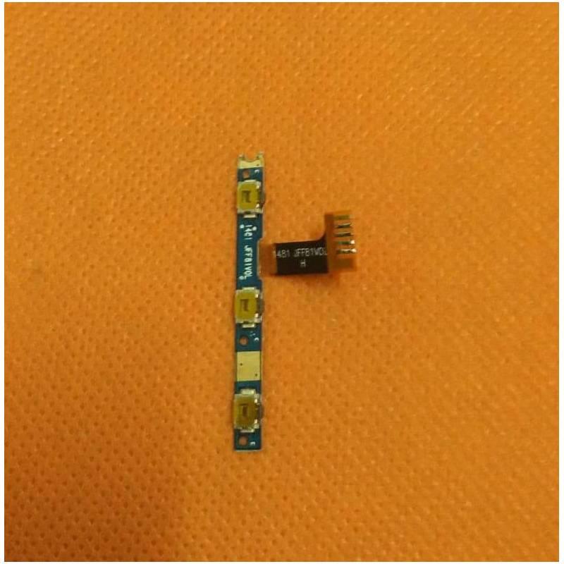 Cable FPC para Cubot X10 de Power On y Off  mas botón de volumen