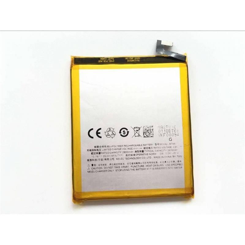 Batería original de 2800mAh para movil chino Meizu m3 mini