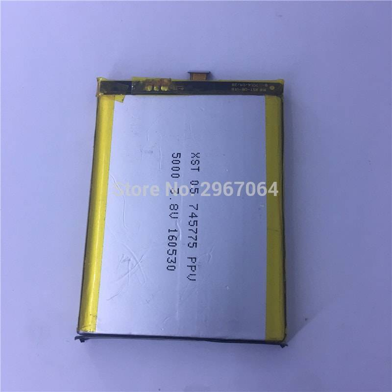Batería original de 5000mAh para movil chino Nomu S10