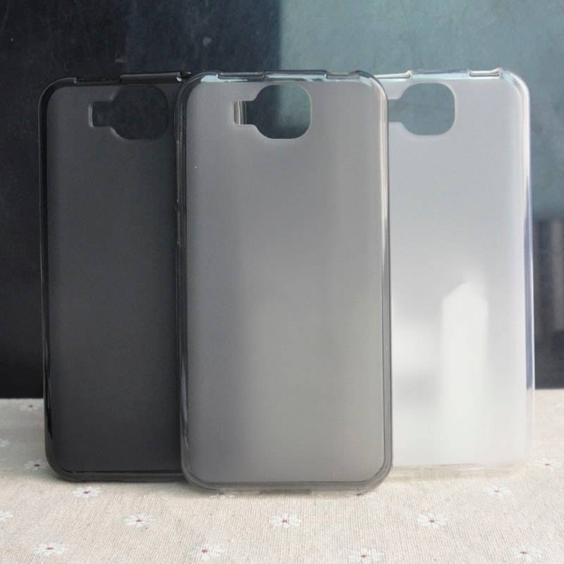 Funda de silicona de proteccion para movil chino doogee x9 mini