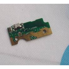 Repuesto placa USB cargador de enchufe para movil chino Elephone M2
