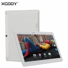 Tablet china Xgody k108 3G dual sim pantalla 10.1 pulgadas Android 5.1 2G Ram 32G ROM MTK6580 cuatro nucleos OTG WiFi