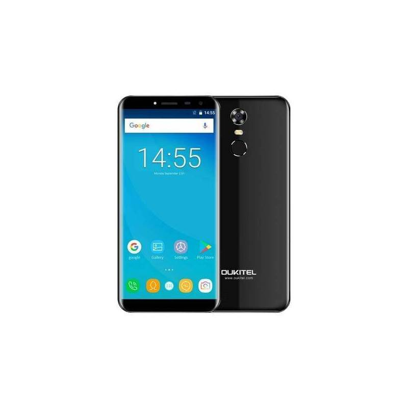 Movil chino Oukitel C8 4G LTE procesador MT6737 Android 7.0 pantalla 5.5 Pulgadas Batería 3000mAh 2GB RAM 16GB ROM