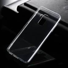 Funda de silicona transparente para movil chino bluboo S8