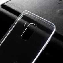 Funda de silicona transparente para movil chino bluboo S8