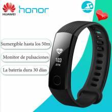 Pulsera inteligente Huawei Honor Band 3 Android seguimiento actividad en tiempo en real fitness monitorización frecuencia