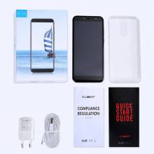 Movil chino Cubot X18 huella digital pantalla 57 3 GB RAM 32 GB ROM Android 70 bateria 3200 mAh 4G LTE