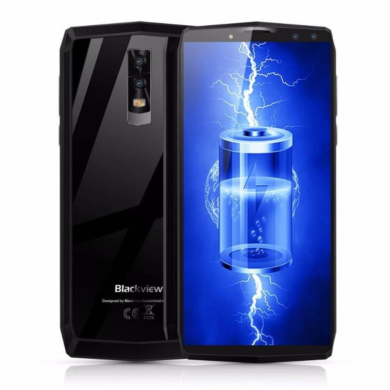 "Movil chino blackview P10000 pro Pantalla 5.99"" FHD 4 GB RAM 64 GB ROM MTK6763 ocho nucleos bateria 11000 mah"
