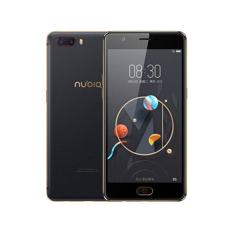 Movil chino ZTE Nubia M2 4G con 4GB RAM 128GB ROM snapdragon 625 Octa Core pantalla 5.5