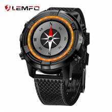 Reloj Inteligente LEMFO LEM6 Android 5.1 Watch Phone con 1GB 16GB SIM 3G WIFI GPS