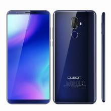 Movil chino Cubot X18 Plus Android 8.0 FHD 4 GB 64 GB pantalla 5.99 pulgadas MT6750T ocho nucleos bateria 4000mAh