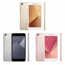 Movil chino xiaomi redmi note 5A con 2 GB RAM 16 GB ROM procesador Snapdragon 425 Quad Core 130MP ROM Global