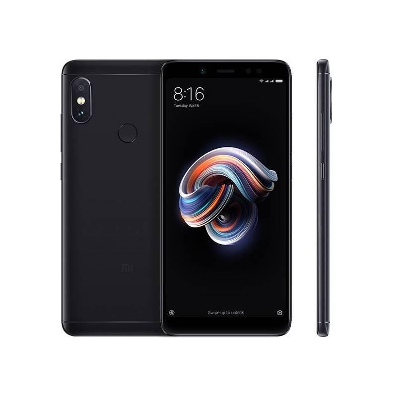 Movil chino Xiaomi Redmi Note 5 3 GB RAM 32 GB ROM Snapdragon 636 con huella digital bateria 4000 mAh