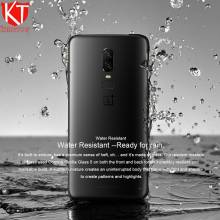 """Movil chino Oneplus 6 pantalla de 6.28"""" impermeable 8 GB RAM 128 GB ROM con Snapdragon 845 Android 8.1"""