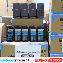 """Movil chino Ulefone Power 3s pantalla 6,0 """" 18:9 FHD procesador MTK6763 Android 7,1 Bateria 6350 mAh"""